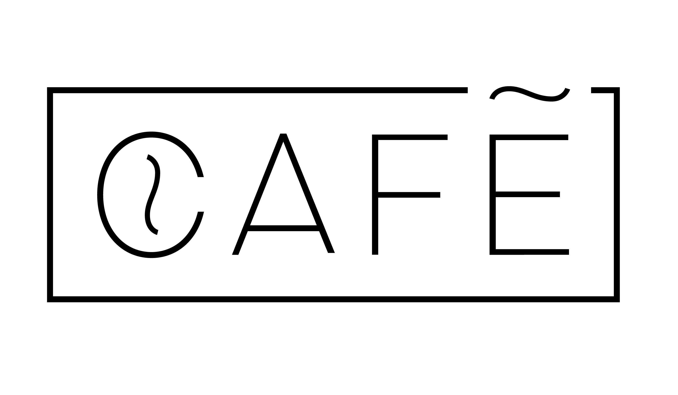 Logotipo de Cafe Lether Supply - Patrocinador