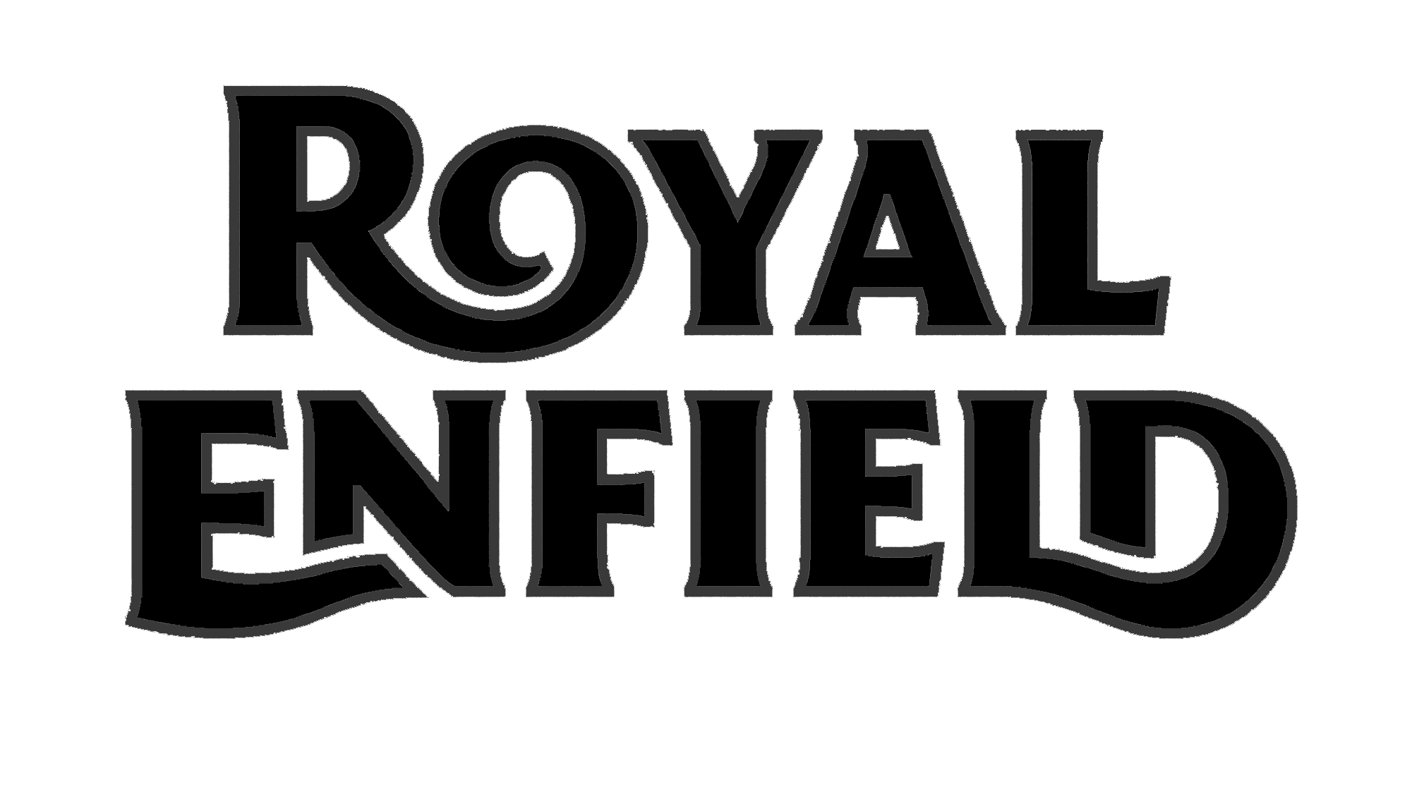 Logotipo de Royal Einfield - Patrocinador